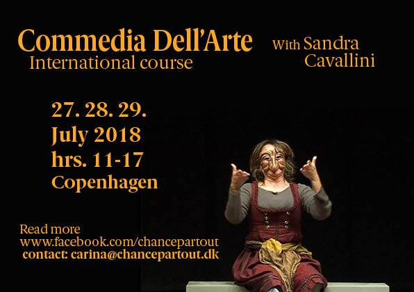 Chancepartout‎  – Commedia Dell'Arte